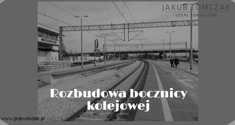 Rozbudowa bocznicy kolejowej