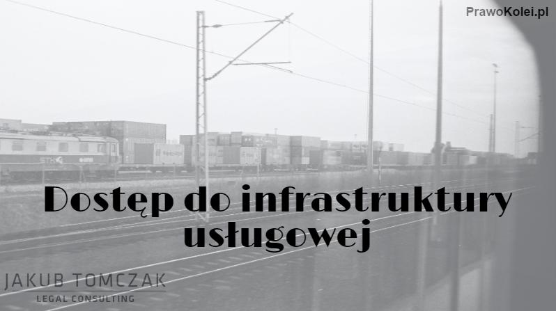 Dostęp do infrastruktury usługowej