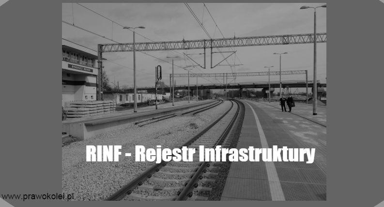 Rejestr Infrastruktury RINF