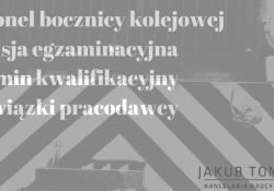 personel bocznicy