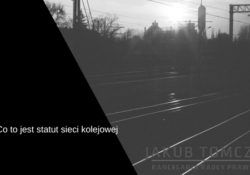 Co to jest statut sieci kolejowej